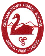 Grahamstown Public School logo